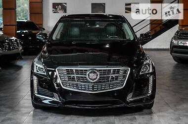 Cadillac CTS VSport 2014