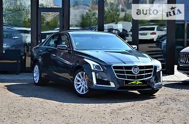 Cadillac CTS 2.0T AWD 2013