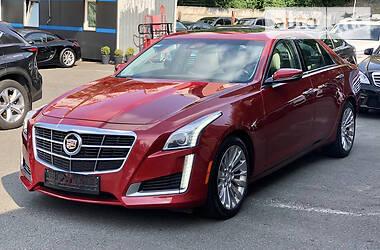 Cadillac CTS 4 2014