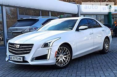 Cadillac CTS 4 Luxury AWD 2014