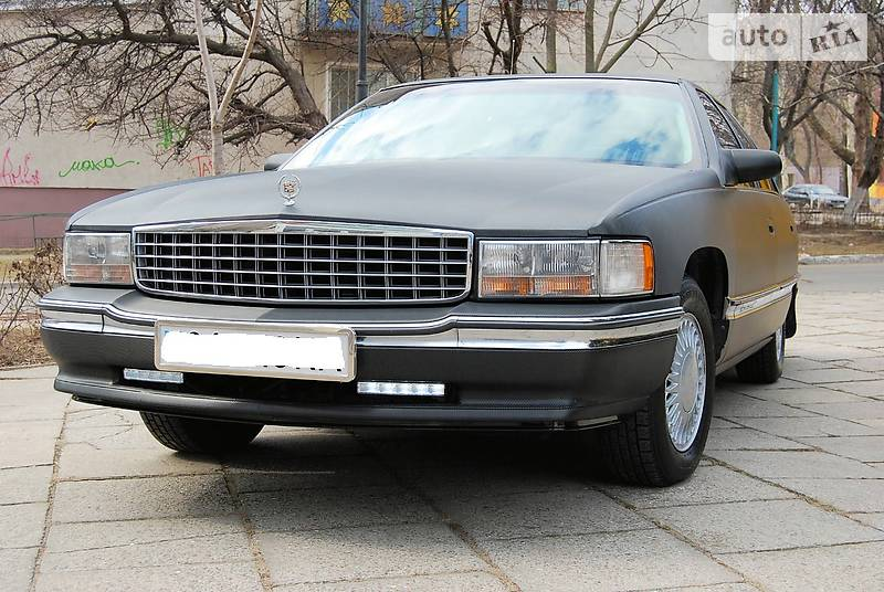 Cadillac De Ville 1994 року