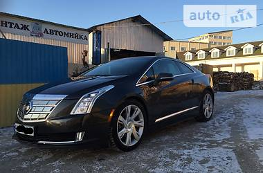 Cadillac ELR luxury 2014