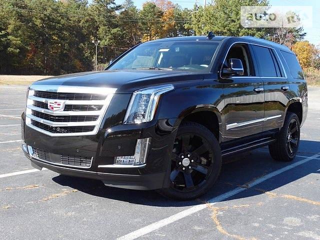 Cadillac Escalade 2017 року