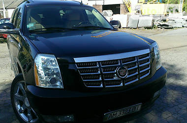 Cadillac Escalade 6.2 V8 VIP- LONG  2008