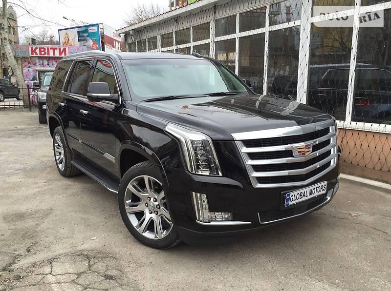 Cadillac Escalade 2018 года