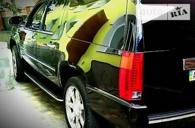 Cadillac Escalade esv full 2007