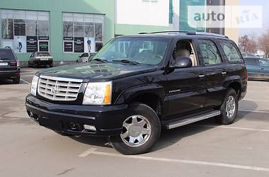 Cadillac Escalade 6.0i 2005