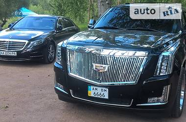 Cadillac Escalade  2007