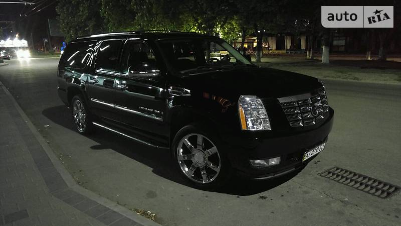 Cadillac Escalade 2007 року