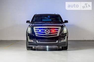 Cadillac Escalade Armored level B6 2017