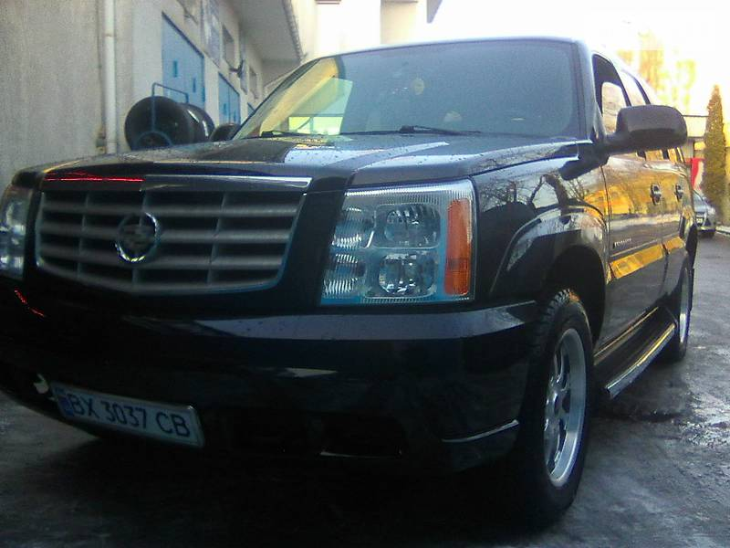 Cadillac Escalade 2006 року