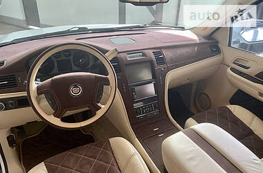 Cadillac Escalade Exclusive 2008