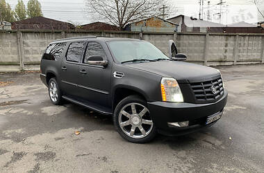 Cadillac Escalade esv long 2007