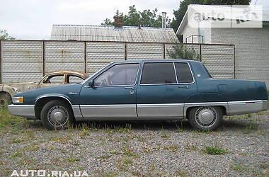 Cadillac Fleetwood  1990