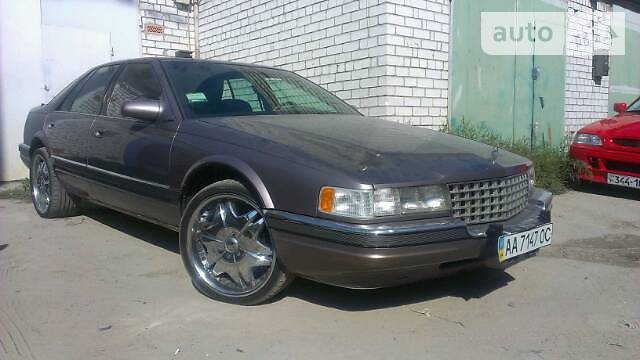 Cadillac Seville 1993 года