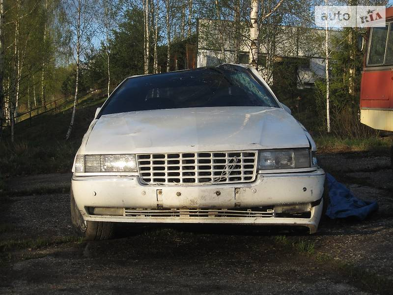 Седан Cadillac Seville