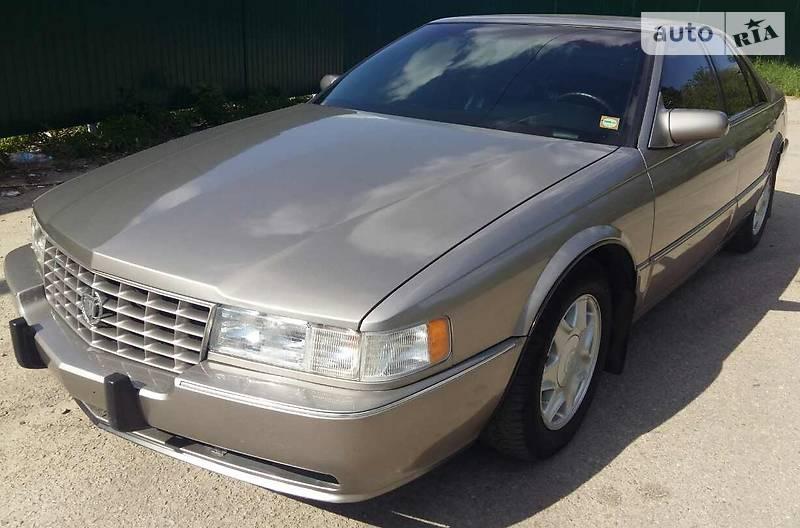 Cadillac Seville 1995 року