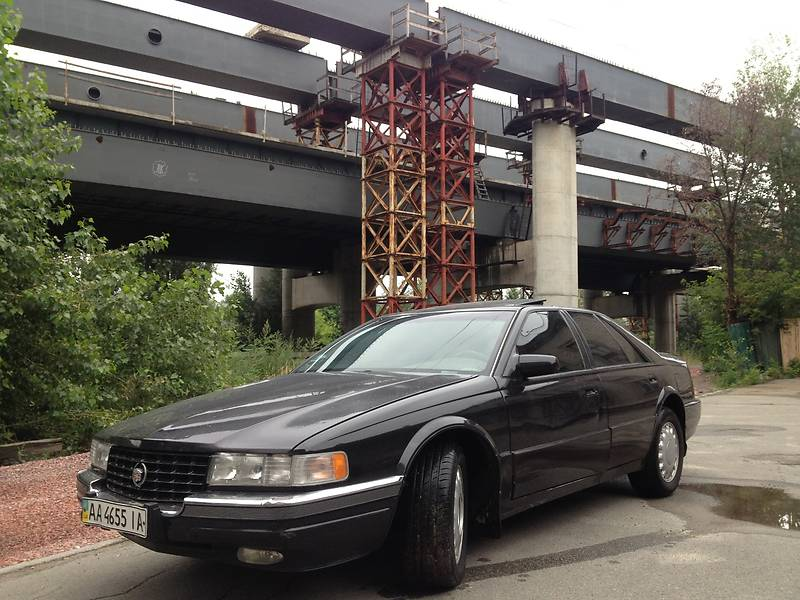 Cadillac Seville 1992 року