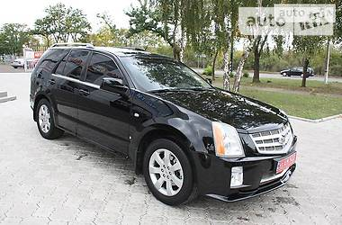 Cadillac SRX 4.6 V8 AT AWD 2008