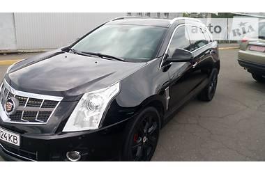 Cadillac SRX 3.0 V6 srx4 black 2012
