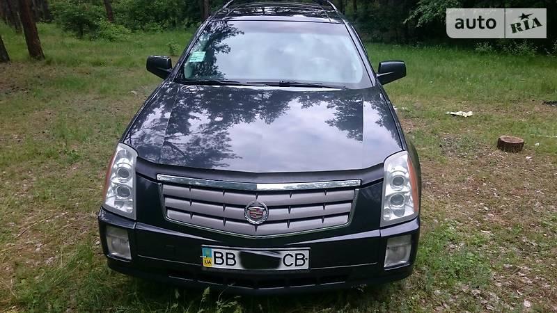 Cadillac SRX 2004 року