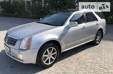 Cadillac SRX panorama 4WD GBO 2004