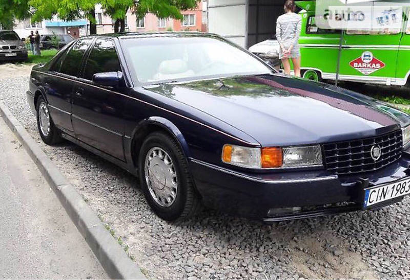 Cadillac STS 1995 года