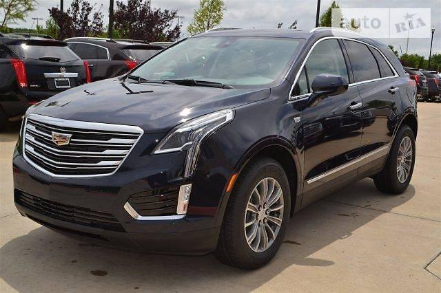 Cadillac XT5 2017 року