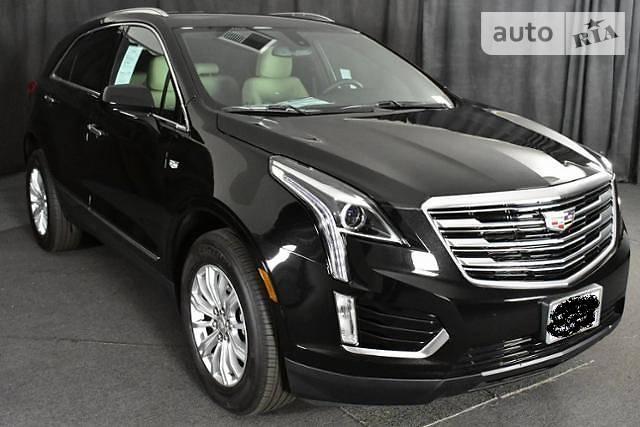 Cadillac XT5 2018 года