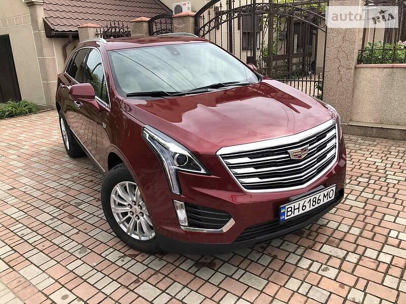 Внедорожник / Кроссовер Cadillac XT5