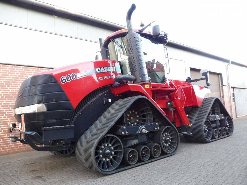 Case IH IH Quadtrac 580