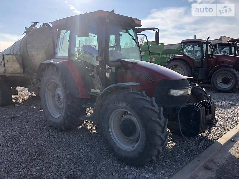 Case IH JX 110 Farmal