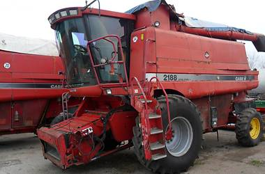 Case 2188 Axial Flow 1997