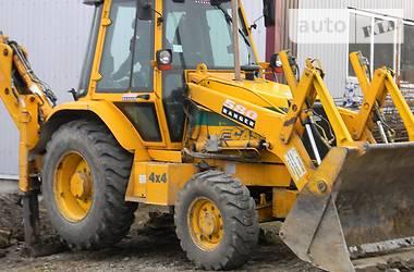 Case 580 SLE 2000