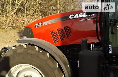Case MX 125 2013