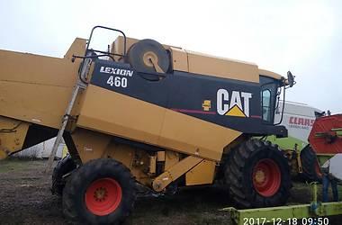CAT Lexion 460  2000
