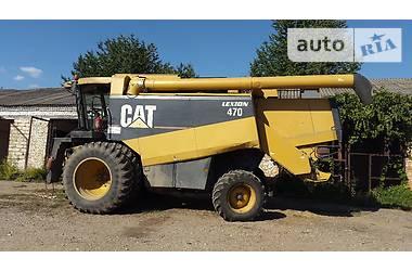 CAT Lexion 470  2001