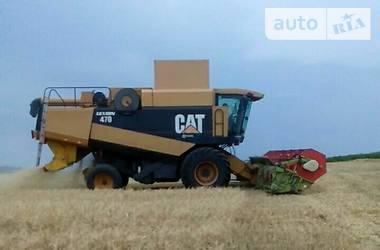CAT Lexion 470  2002