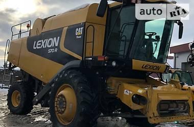 CAT Lexion 570R з ПДВ 2010