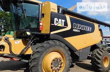 CAT Lexion 580 R 2005