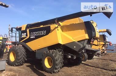 CAT Lexion 580  2006