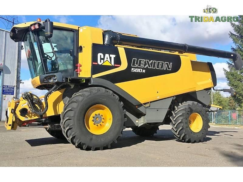 CAT Lexion 580