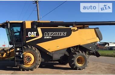 CAT Lexion 590R  2007