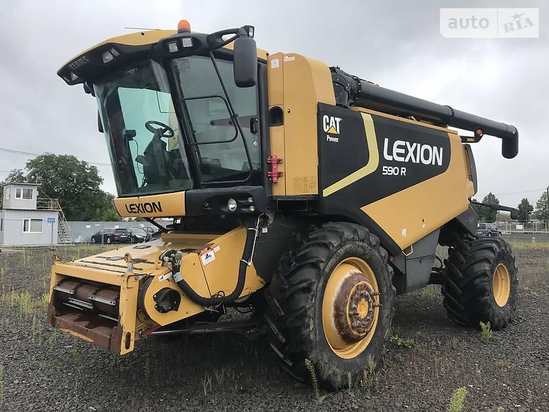 CAT Lexion 590R
