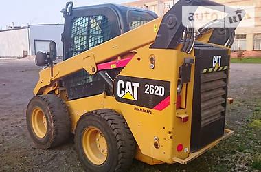 Caterpillar 262 D HIGH FLOW 2014
