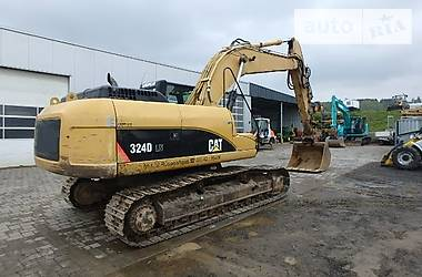 Caterpillar 324DL  2007