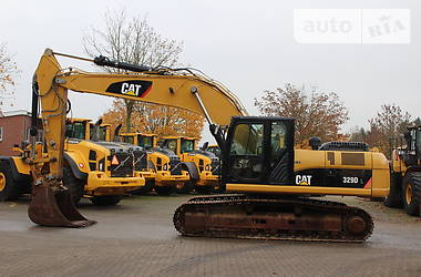 Caterpillar 330 329 DL 2010