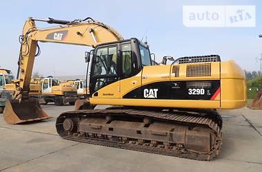 Caterpillar 330 329D L 2009