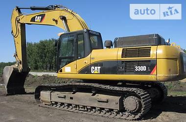 Caterpillar 330 DL 2012