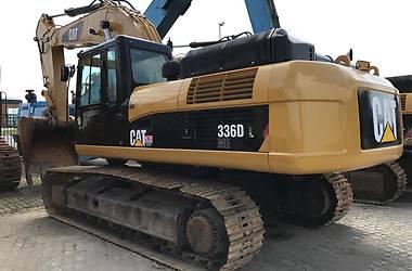 Caterpillar 336 DL  2012